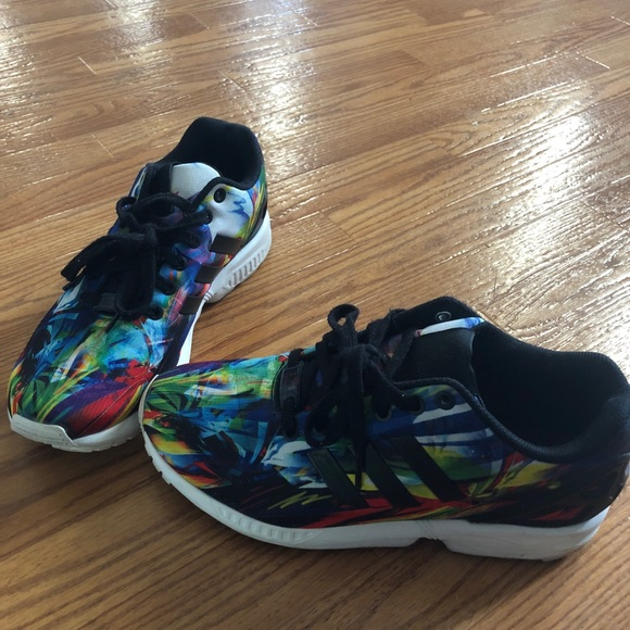 adidas Shoes | Rainbow Adidas Tennis